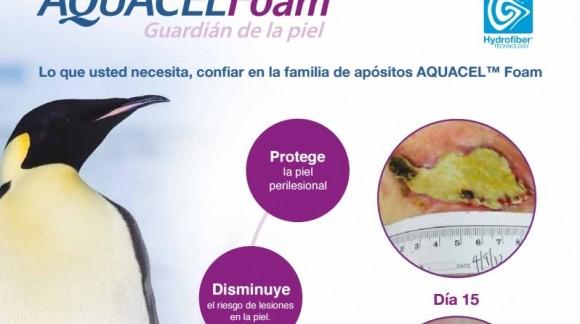 Guardián de la piel  - AQUACEL® Foam™